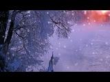 Снег кружится... летает...летает...
